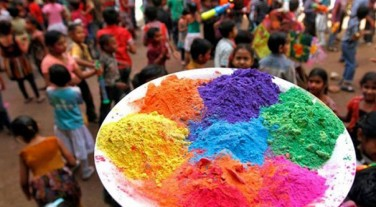 Holi Festival In Nepal: A Joyful and Colourful Celebration.