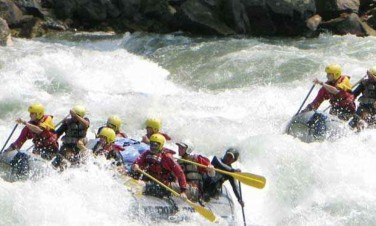 Tirsuli River Rafting