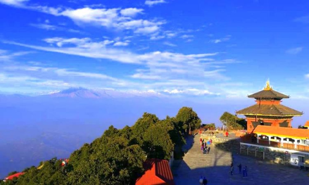 Chandragiri Hill Day Tour